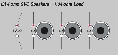 Subs 4 wiring coil single voice 3 ohm Subwoofer 101: